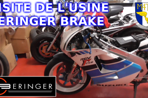 Visite usine beringer Brake
